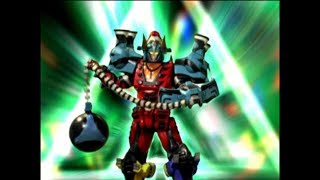 Power Rangers Jungle Fury - Good Karma, Bad Karma - Megazord Fight (Episode 9)