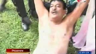 Police action on Zainul Abedin Faruk