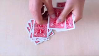 Práce pro detektiva - jednoduchý karetní trik pro začátečníky