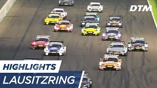Highlights Race 2 - DTM Lausitzring 2017