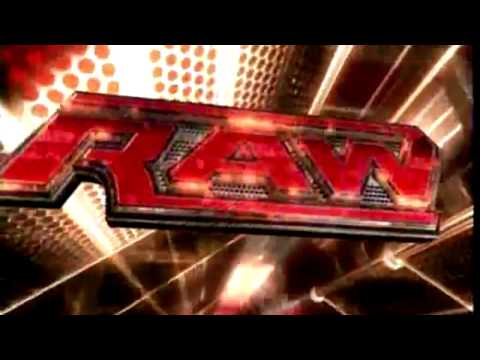 WWE RAW 2008 To Be Loved Intro Video