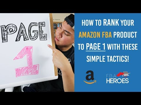 Xxx Mp4 2017 BEST Way To Get Your Amazon FBA Product To PAGE 1 And RANK KEYWORDS With These Simple Tactics 3gp Sex