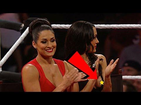 5 Nip Slips That Happened Live In WWE