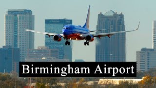 Was Birmingham ever supposed to get a major airport?