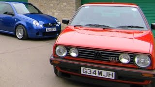 Second Hand Heroes: Best VW Golf Alternatives - Fifth Gear