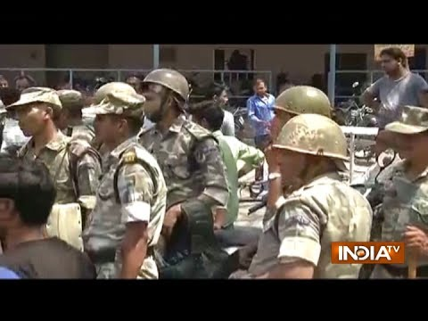 Xxx Mp4 2 Senior Cops Top Official Removed After Fresh Violence In Saharanpur 3gp Sex