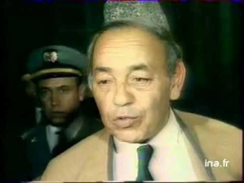 SM Hassan 2 ROI du maroc L art de la parole