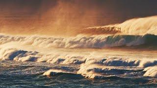 Relaxing Music & Ocean Waves - Calm Piano Music, Sleep Music, Meditation Music