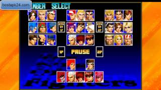 Download THE KING OF FIGHTERS 97 apk for android