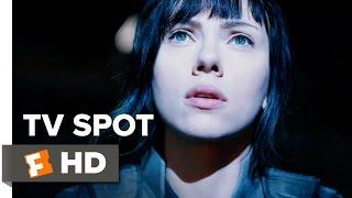 Ghost in the Shell TV SPOT - Reckoning (2017) - Scarlett Johansson Movie