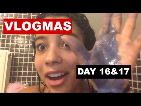 VLOGMAS DAG 16& 17