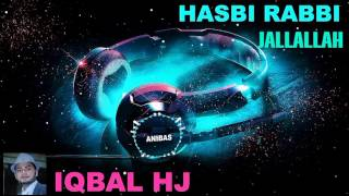 Hasbi Rabbi | Iqbal HJ | Bangla gojol | Lyrics video |  ANIBAS
