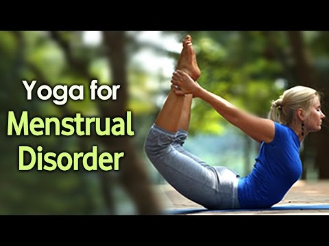 Yoga For Menstrual Disorder - The Various Asanas Menstrual Disorder