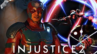 Injustice 2 Online - AWESOME ATOM COMBOS!