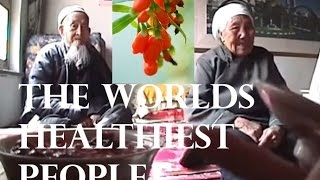 The Worlds Healthiest People
