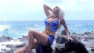 JESSICA NIGRI: A COSPLAY SHOWCASE