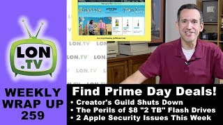 Finding Prime Day Deals, Fake Cheap 2TB USB Drives, Returning the Valve Index and More!