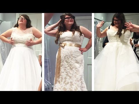 """I Went To The Bridal Salon From """"Say Yes To The Dress"""