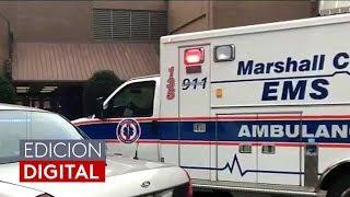 Al menos un muerto y siete heridos deja un tiroteo en una escuela secundaria de Kentucky