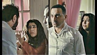 مشهد لا يتحمله أحد ... أخت تبيع اخوها لأجل زوجها ( انا شايفك رخيصة أوي يا سماح ) #أيوب