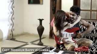 Moshiur Bappy Ft Maghrib Sheikh ( Kano Jani Na ) Official HD Music Video 2015