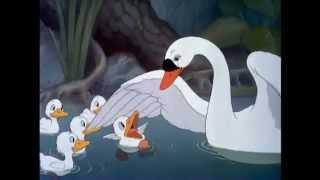 O Patinho Feio - Desenho Disney