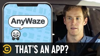 AnyWaze – That's an App?