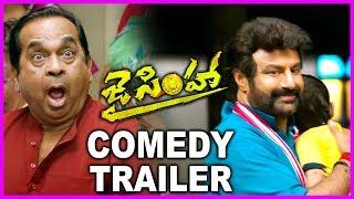 Jai Simha Movie Comedy Trailer - Latest Promo | Balakrishna | Nayanthara | Hari Priya