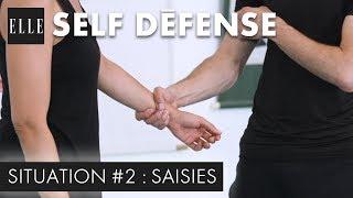 Self-défense : les techniques pour contrer une saisie