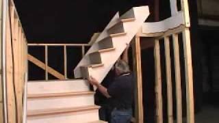 Cooper Stairworks Preassembled Stair