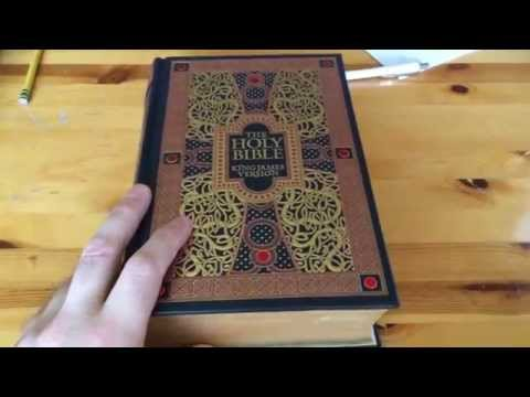 The Best KJV Bible with Gustave Dore Illustrations Review Barnes and Noble Collectibles Edition