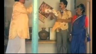 Aan Pavam│ Pandiyarajan And Grandma Comedy│ Scene