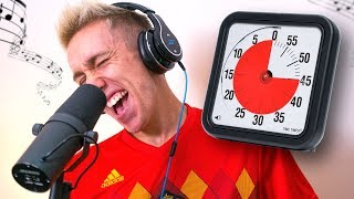 MAKING A SONG IN ONE HOUR!