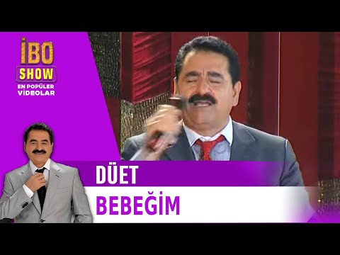 İbrahim Tatlıses & Sibel Can Bebeğim 2001