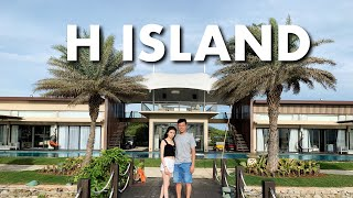 KEREN!! Liburan Di Pulau Private H ISLAND