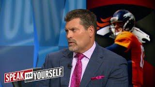 Mark Schlereth on Denver's QB struggles, Panthers trading Kelvin Benjamin | SPEAK FOR YOURSELF