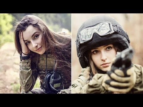 Xxx Mp4 दुनिया की सबसे खतरनाक और खूबसूरत महिला फौज World S Most Beautiful Women Army 3gp Sex
