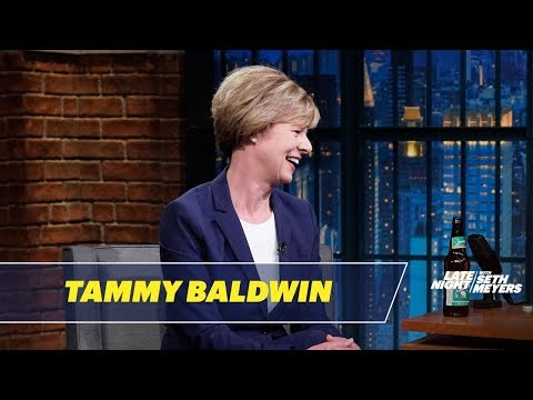 Xxx Mp4 Senator Tammy Baldwin On Being The First Openly Gay Person Elected To The Senate 3gp Sex