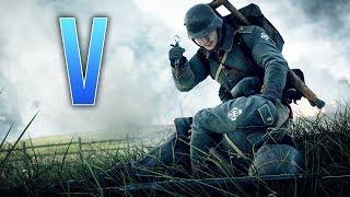 the Battlefield V trailer..