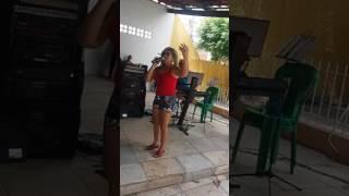 Graça voz de ouro Iguatu Ceará sonho cantar no programa do ratinho