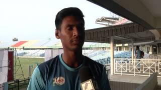 Interview of Mustafiz By Shahadat, maasranga television