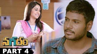 Nagaram Telugu Full Movie Part 4 || Sundeep Kishan,Regina Cassandra