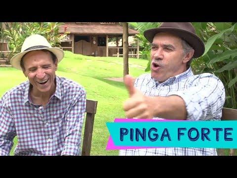 PINGA FORTE Nilton Pinto e Tom Carvalho A Dupla do Riso