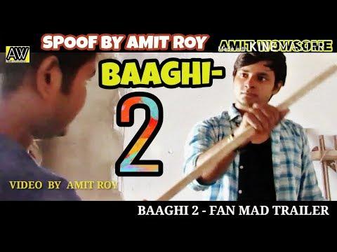 Xxx Mp4 Baaghi 2 Movie Spoof 2018 By Amit Roy Tiger Shroff Disha Patani Fan Made Video HD 3gp Sex