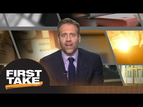 Max Kellerman Celtics success is hurting Kyrie Irving First Take ESPN