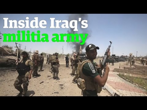 Xxx Mp4 The Shia Militias Taking Back Iraq From Isis 3gp Sex