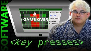 How Software Deals with Key Presses - Computerphile