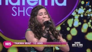 materna Show 2016 - Takwa Waz - Sett El Habeyeb