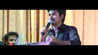 Sivakarthikeyan College Speech - 2013