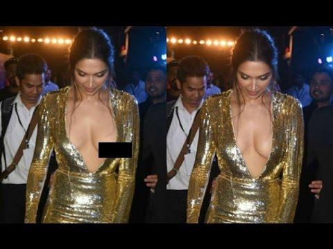 Deepika Padukone Hot Cleavage Must Watch